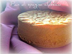 Vivi in cucina: Pan di spagna classico
