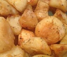 Recipe Best Roast Potatoes Ever by Fun Fatty foods - Recipe of category Main dishes - vegetarian