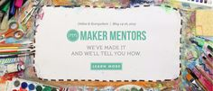 Maker Mentors is an online conference that brings together inspiring entrepreneurs like Lisa Congdon and Tara Gentile, with mentors (like me!), to help new businesses grow. Their next event is May 14th-May 16th. Everyone who signs up gets access to a mentor, 20+ live sessions with business experts, an interactive forum, and tons of resources to help you grow your business. If you can't make it live, all the content is recorded so you can access it anytime. You can use the discount code…