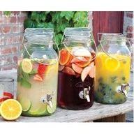 Classic Mason Sun Tea Jar Drink Dispenser