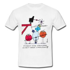 Tee shirt Pourquoi faire simple... les Shadoks | Spreadshirt | ID: 25809757