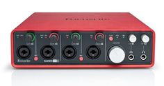 Focusrite Scarlett 18i8 http://ehomerecordingstudio.com/best-audio-interfaces/