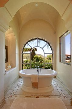 Mediterranean Home Design, This bathroom was designed and built to the highest standards by Fratantoni Luxury Estates