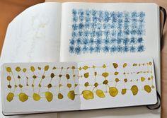 sketchbook by Lari Washburn A like minded artist Artist Journal, Artist Sketchbook, Sketchbook Pages, Art Journal Pages, Art Journals, Art Sketches, Art Drawings, Simple Drawings, Sketch 2