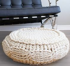Source: http://www.ravelry.com/patterns/library/crochet-cable-footstool-cover-for-ikeas-alseda-footstool