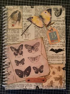 Re-papering notebooks