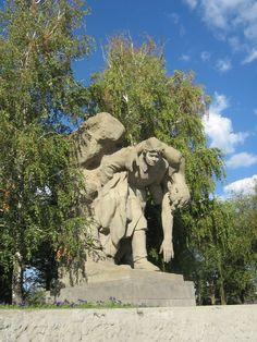Mamaev Kurgan, Volgograd
