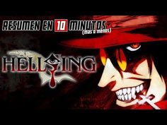 🔷 Hellsing | Resumen en 10 Minutos (más o menos) - YouTube Anime, Comic Books, Comics, Youtube, Movie Posters, Summary, Drawing Cartoons, Film Poster, Popcorn Posters