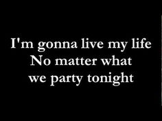 Far East Movement ft. Justin Bieber - Live My Life (Original Version with Lyrics)