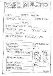Kuvahaun tulos haulle alkuopetus äidinkieli Preschool Portfolio, Finnish Language, My Future Job, Classroom Inspiration, Classroom Ideas, Nursery School, Kindergarten Teachers, Teaching Tips, Childhood Education