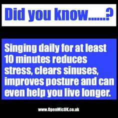 My top tip for stress relief!