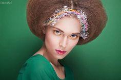 www.etsy.com/shop/ekoista    Upcycled eco necklace twisted multicolor by ekoista on Etsy, $70.00