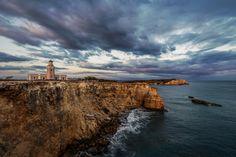 """Los Morrillos Lighthouse"" by Tianjiao Wang, via 500px."