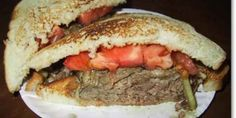 "Connecticut: The Original Burger. Rumor has it that Louis' Lunch in New Haven invented the ""hamburger sandwich"" in 1900, when a customer walked into the restaurant needing a quick sandwich to go. The owner, Louis Lassen, assembled ground steak trimmings between two pieces of toasted bread, and the rest was history!"