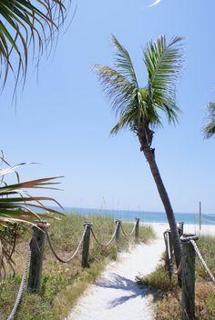 The beach at 'Tween Waters Inn Island Resort – Captiva, FL