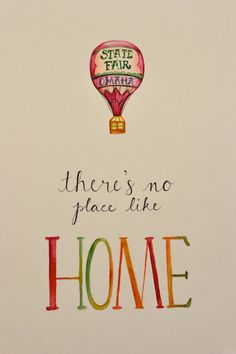 there is no place like home essay