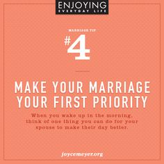 If you have a passion for relationships an individual will really like this cool site! Godly Marriage, Strong Marriage, Marriage Relationship, Marriage And Family, Happy Marriage, Marriage Advice, Love Is A Verb, Joyce Meyer Ministries, Healthy Marriage