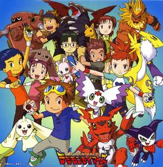 List of characters in Digimon Tamers - DigimonWiki - Wikia