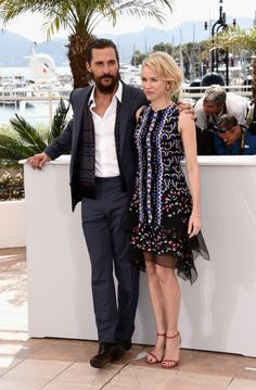 Cannes 2005 - Matthew and Naomi ❤❤❤ Naomi Watts, Cannes 2015, Matthew Mcconaughey, Cannes Film Festival, Dress To Impress, Red Carpet, Sequin Skirt, Celebs, Actresses