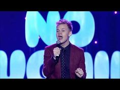 Joel Creasey on the Melbourne International Comedy Festival Gala 2014 - YouTube