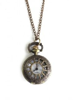 LYLIF | Window of Time Necklace - Necklaces - Jewelry | Women's Clothing and Accessories - StyleSays