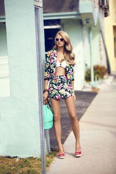 Fresh Floral Fashions