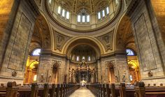 Cathedral of St. Paul, St. Paul, MN