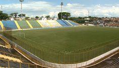 Estádio José Lancha Filho - Franca
