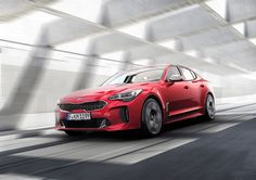 Kia Motors America's all-new 2018 Stinger fastback sedan has been honored with an EyesOn Design award for Production Car Design Excellence at the North American International Auto Show (NAIAS) in De...