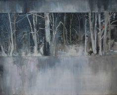Landscape artist of the year 2015, nerine, nerine tassie, nerine mcintyre, paintings, artist, LAOTY, woodland walks, seascapes, rolling wave, heat winner