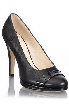 Julie Lopez Mia Pumps In Black