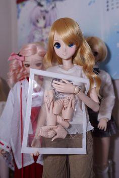 Kizuna Yumeno Smart Doll by psjruri