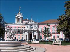 Palácio das Necessidades. Lisboa, Portugal