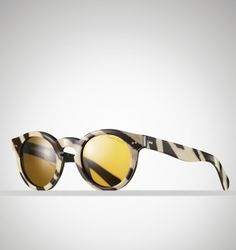 Ralph Lauren 1940s inspired sunglasses