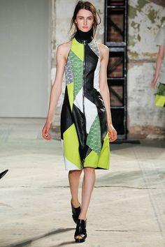 Proenza Schouler Spring 2013 Ready-to-Wear Collection Photos - Vogue