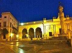 Plaza de la Asunción.  Cabildo Viejo.  #Turismo #Jerez