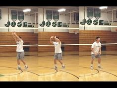 Setting FUNDAMENTALS - How to SET a Volleyball Tutorial (part 1/5) - YouTube