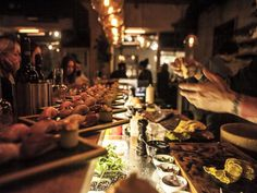 Where to eat in Stockholm, Sweden