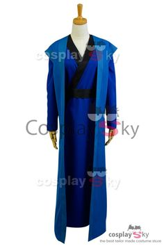 Akatsuki no Yona Hak Cosplay Costume-1