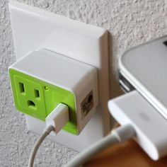 Quick & Easy Improvements:  10 Plug & Play Home Electric Outlet Upgrades