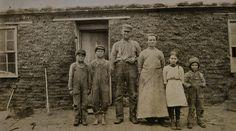 sod house, nebraska 1905