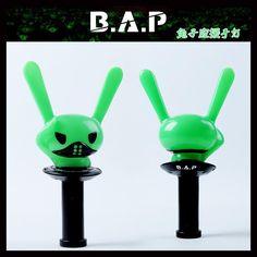 [TOOL] The official BAP official MATOKI lights B.A.P fluorescent light stick stick hand lamp rabbit around Tool #0164