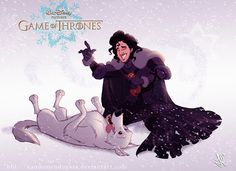 What if Disney Made a Game of Thrones Cartoon? [Geek Art]