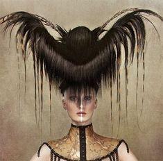 Avantgarde-Haartechniken