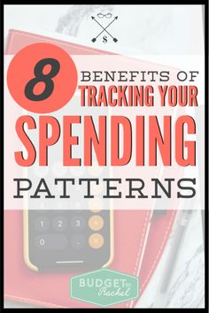 Tracking your spending is the only way to bring your budget to life! There are 8 key benefits to tracking your spending that will help you succeed. Money Saving Challenge, Money Saving Tips, Money Tips, Budgeting Finances, Budgeting Tips, Debt Snowball Calculator, Cash Envelope System, Paying Off Credit Cards, Thing 1