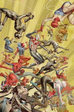 Marvel Comics SEPTEMBER 2016 SOLICITATIONS | Newsarama.com