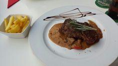 Restaurant Amina los Christianos Rinderfilet https://m.facebook.com/restauranteamina/