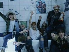 JIMIN IS IN THIS MV SO SEXY :) <3