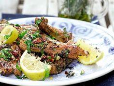 Gebakte lamstjops Meat, Chicken, Food, Essen, Meals, Yemek, Eten, Cubs