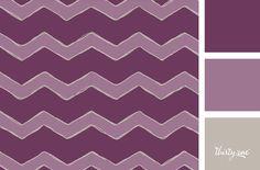 Bold print + bright color = Plum Chevron. You're going to love this look! Www.mythirtyone.com/naeashton